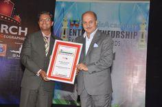 Mr. Abhra Pratip Ray, Director (Academics), Rays Academy Pvt. Ltd. Dhirubhai Ambani, Ratan Tata, Excellence Award, Entrepreneurship, Awards
