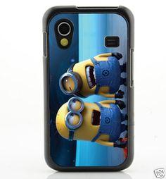 Minion Phone cover Samsung galaxy ace