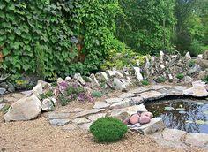 Сад Татьяны Голубевой