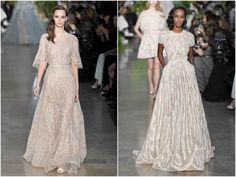 Primavera 2015 – Elie Saab Couture #vestidosdefesta #eliesaab #primavera2015 #moda #festa #casamento #noivas #noivinhasdeluxo