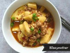 日式麻婆豆腐