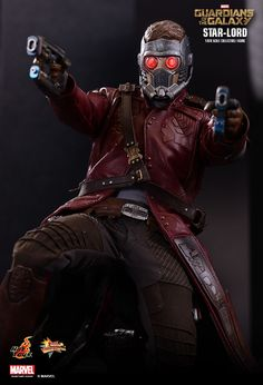 Guardians of the Galaxy - Star Lord action figure
