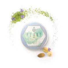 Wheatgrass & Rice Regenerating Face Cream by PLANTSkincare on Etsy