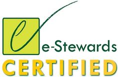CloudBlue is an e-Stewards® Certified Recycler Electronic Recycling, Letters, Technology, Tech, Letter, Tecnologia, Lettering, Calligraphy
