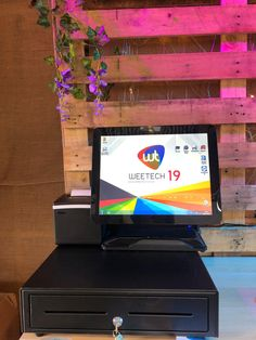 WeeTech's latest model EPOS solutions: WeePos Pro Terminal Touch Screen complete with integrated payment solutions and bespoke software will be used by the BBC at the Edinburgh Fringe.