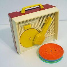 Music Box Record Player (Fisher-Price)
