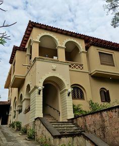 Casona antigua. Asunción-Paraguay