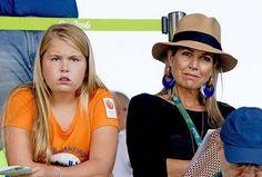 Dutch Royal family #Rio2016