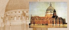 Lutyens' Dream - Liverpool Metropolitan Liverpool, Taj Mahal, Cathedral, Two By Two, Architecture, Design, Arquitetura, Cathedrals