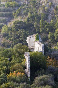 Ancient Ruins - Noli, Liguria, Italy