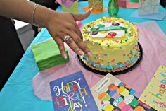 Want to throw the perfect birthday party? Make sure you include #CardsAndCake and these essentials.