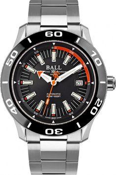 Ball Watch | Fireman NECC - Model DM3090A-SJ-BK