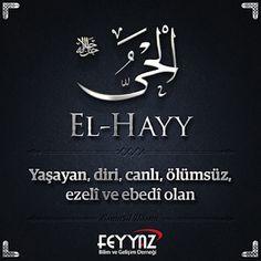 Cübbeli Ahmet Hoca: Esmaül Hüsna Resimli Türkçe Anlamları Allah Names, Stark Sein, Allah Islam, Islamic Quotes, Antalya, Allah