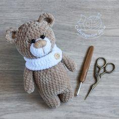 PDF Мишка и Зайка. Бесплатный мастер-класс, схема и описание для вязания игрушки амигуруми крючком. Вяжем игрушки своими руками! FREE amigurumi pattern. #амигуруми #amigurumi #схема #описание #мк #pattern #вязание #crochet #knitting #toy #handmade #поделки #pdf #рукоделие #мишка #медвежонок #медведь #медведица #bear #teddybear #teddy #заяц #зайка #зайчик #rabbit #плюшевый #plush