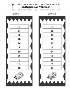 Played this game with my graders today and they had a lot of fun! Two students played. Two sheets in this document, one for each student. Directions page included. Teaching Multiplication, Teaching Math, Multiplication Wheel, Teaching Ideas, Free Math Games, Fun Math, Math Resources, Math Activities, Math Classroom