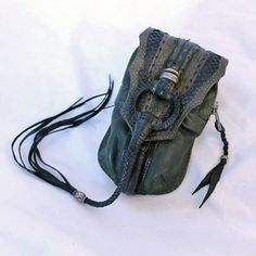 Kmrii pouch.  Lovely and dark.