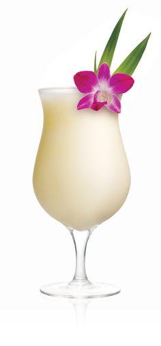 SVEDKA TROPICOLADA 1½ parts SVEDKA Colada 3 parts pineapple juice ½ part fresh lime juice