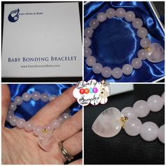 {Giveaway} Baby Bonding Bracelet #Review | Closet of Free | Get FREE Samples by Mail | Free Stuff