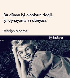 Deniz! Eminem, Beautiful Words, Motto, Marilyn Monroe, Cool Words, Karma, Relationship, Sea Quotes, Motivation