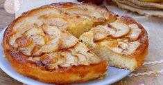 La torta di mele senza lievito ugualmente soffice, ugualmente morbida, ugualmente buona ma perfetta per chi proprio non può usare il lievito o chi non ne ha
