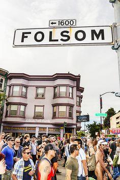 Folsom Street Fair 9, San Francisco By Mitchell Funk  www.mitchellfunk.com