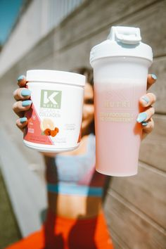 The perfect combination to fuel your workouts! Pair any of our BCAA + Collagen flavors with a shaker bottle to stay focused and be consistent with your goals. Exclusively available on our website. Shake Bottle, Water Bottle, Protein Shaker Bottle, Blender Bottle, Workout Essentials, Nutrition Shakes, Raspberry Lemonade, Stay Focused, Energy Level