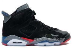 http://www.bejordans.com/384664001-air-jordan-retro-6-pistons-black-red-blue-a06007-big-discount-sjept.html 384664-001 AIR JORDAN RETRO 6 PISTONS BLACK RED BLUE A06007 BIG DISCOUNT SJEPT Only $138.00 , Free Shipping!