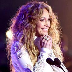 Jennifer Lopez in the Pardy Ring
