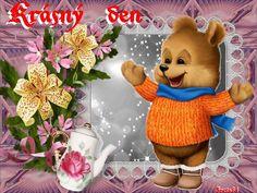 Happy Day, Teddy Bear, Humor, Toys, Animals, Activity Toys, Animales, Animaux, Humour