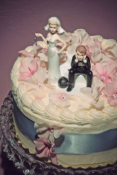 Cake made by my best friend by kopsal, via Flickr