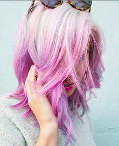 101 Gorgeous Pink Hair Ideas   StyleCaster