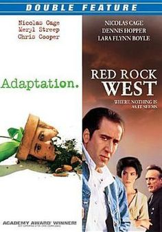 Nicolas Cage Double Feature: Adaptation/Red Rock West