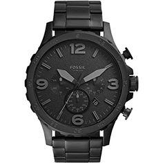 Herren Chronograph, Mens Watches Online, Watches For Men, Wrist Watches, Stainless Steel Watch, Stainless Steel Bracelet, Fossil Leather Watch, Schmuck Online Shop, Accessories