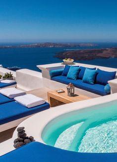 destination wedding location Iconic Santorini   #GOWSRedesign