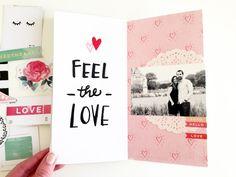 Crate Paper - HELLO LOVE collection - Bylaeti mini album