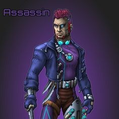 Exclusive interview with The Assassin in #Nightlancer.  http://ift.tt/2nYzIzE  #cyberpunk #indiedev