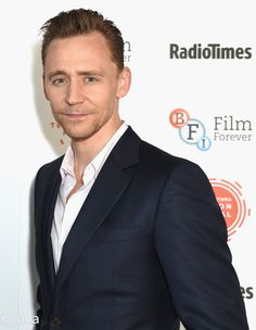 Tom Hiddleston at the BFI & Radio Times TV Festival at BFI Southbank on 9.4.2017 From http://tw.weibo.com/torilla/4094783641681408