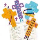 Cross Weaving Bookmark Kits
