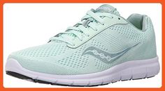 Saucony Women's Grid Ideal running Shoe, Mint/White, 9 M US - Athletic shoes for women (*Amazon Partner-Link)