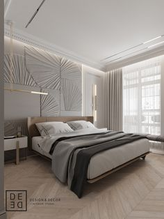 French Home Decor .French Home Decor Master Bedroom Interior, Modern Bedroom, Living Room Decor, Bedroom Decor, D House, Home Decor Paintings, Classic Interior, Suites, Luxurious Bedrooms