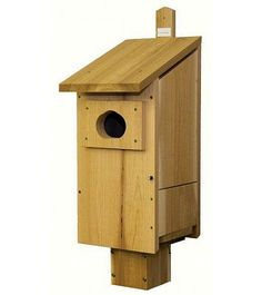 Cedar Select Wood Duck Box