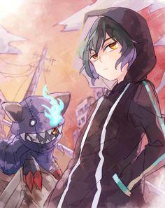 #Digimon #DigimonUniverse Fanart, Pretty Cool, My Childhood, Ems, Cute Pictures, Pokemon, Animation, Manga, Fan Art