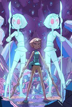 Peróla e as Perólas (Steven Universo)☆