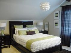 Modern Minimalism - Bedrooms on a Budget: Our 24 Favorites From HGTV Fans on HGTV