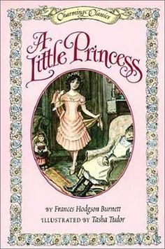 The Little Princess, Frances Hodgson Burnett illustrated by Tasha Tudor ~ Wonderful book! I read this to my girls when they were younger. Sometimes I had to stop because the tears were so heavy I couldn't see the words on the pages! This Is A Book, I Love Books, Great Books, The Book, Books To Read, Amazing Books, Anne Of Green Gables, Tudor, New Hampshire