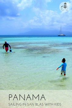 My Family Adventure: Sailing in San Blas, Panama with kids: Victoria and her family take a catamaran trip to discover the magical, untouched San Blas Islands in Panama.