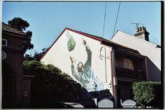 Somwhere in Newtown, Australia on Kodak Portra 35mm Film