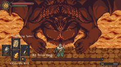 That's Some Damn Good Dark Souls Pixel Art