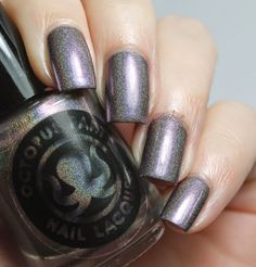 Octopus Party Nail Lacquer Arctis Tor