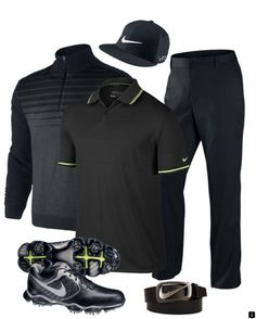 The Open Championship 2014 Nick Watney - The Open Championship 2014 Thursday: Discount Golf World Mens Golf Fashion, Mens Golf Outfit, Golf Attire, Trendy Golf, Discount Golf, New Golf Clubs, Golf Videos, Golf Wear, Golf Training